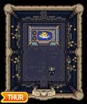 Zelda BOTW Minish Cap style by Thurpok