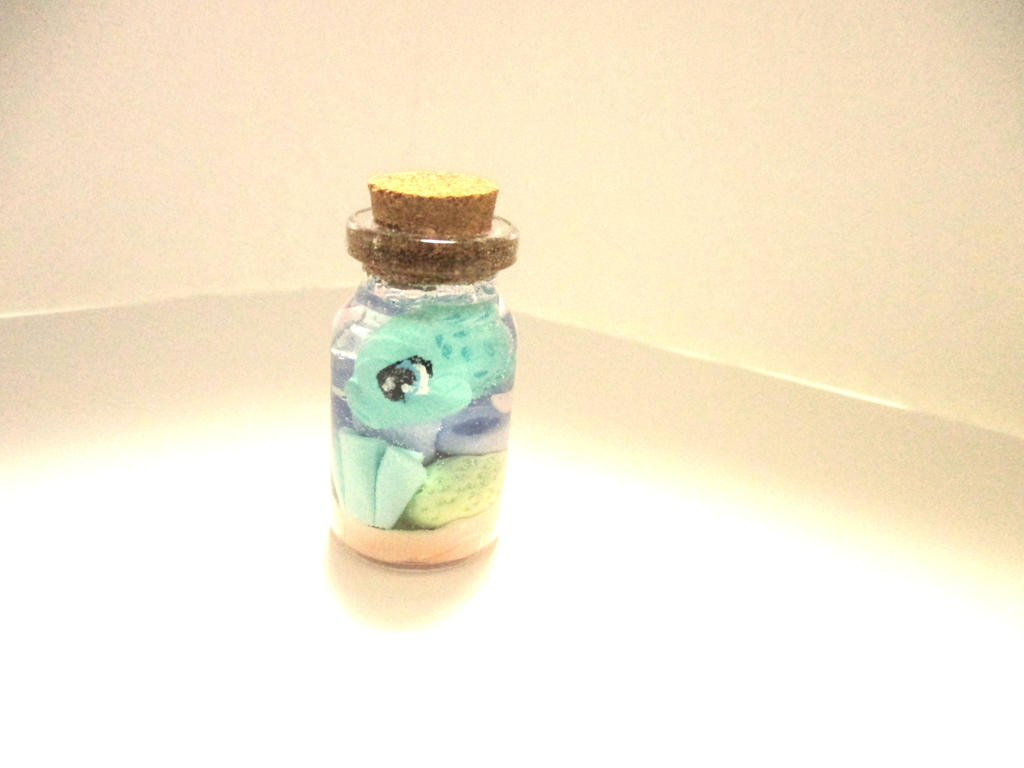 Napoleon fish in a jar by llawliet7007 on deviantart for Fish in a jar