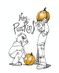 Punkins by PantsDancingly
