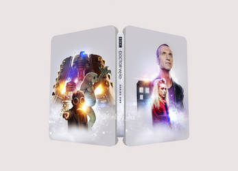Doctor Who: Series One Steelbook by FinlayHS
