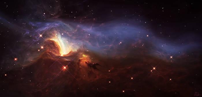 Stellar Nursery by Max-Docker