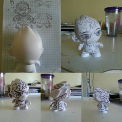 munny process  by Queensone