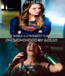 Supergirl Gets It SUPER Wrong!