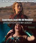 Wondy Strikes Again (Anti-Captain Marvel)