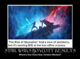 Star Wars Fandom Menace FAIL