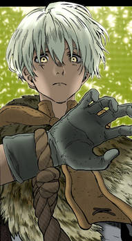 To You, the Immortal Chapter 3 p4 panel color