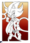 Pre-Collab DL-95 and Sofi-The-Hedgehog 2 by DL-95