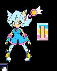 Reference of Shira Blum The Hedgehog
