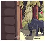 Photo 1- direwolves