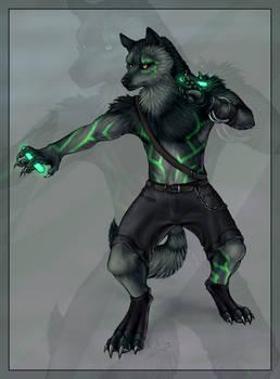 Commission: Tomwolf