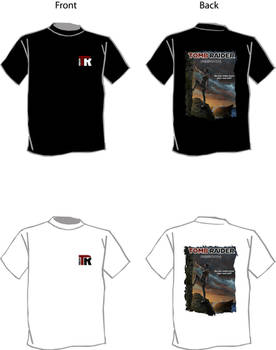 TombRaider Reborn Competition01 T-Shirt