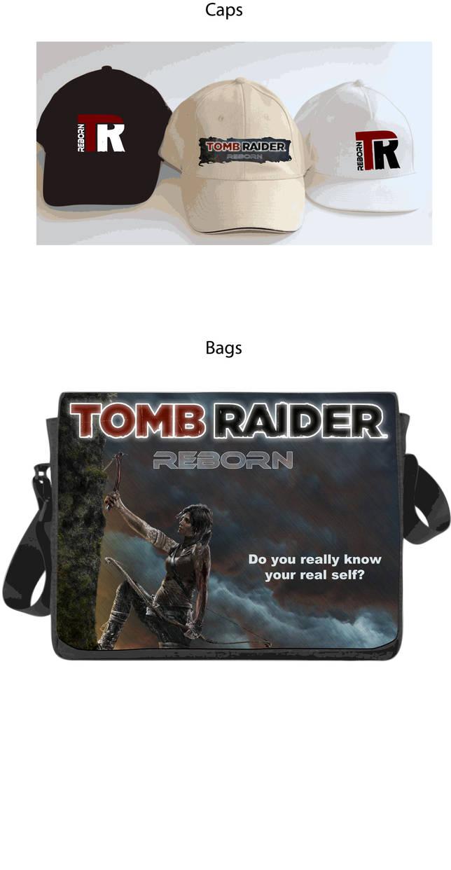 TombRaider Reborn Comp01 CapBag