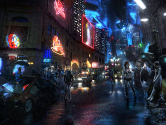 Bladerunner.zhora by ReplicantRebel
