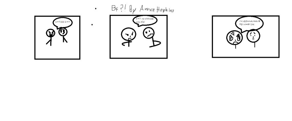 B Plus AGAIN! by CatzJamz