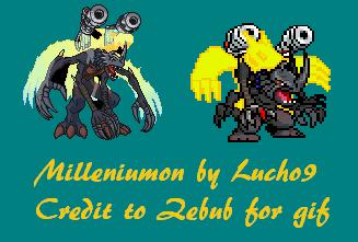 Moonmilleniumon