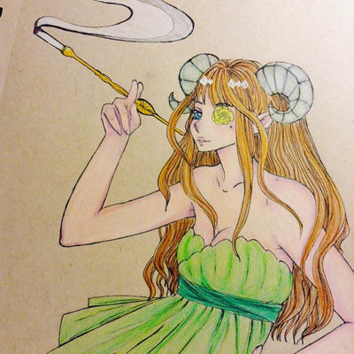 Art Amino Art Trade by iLAUGHatEVERYTHING