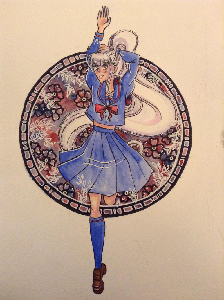 Haruko by iLAUGHatEVERYTHING