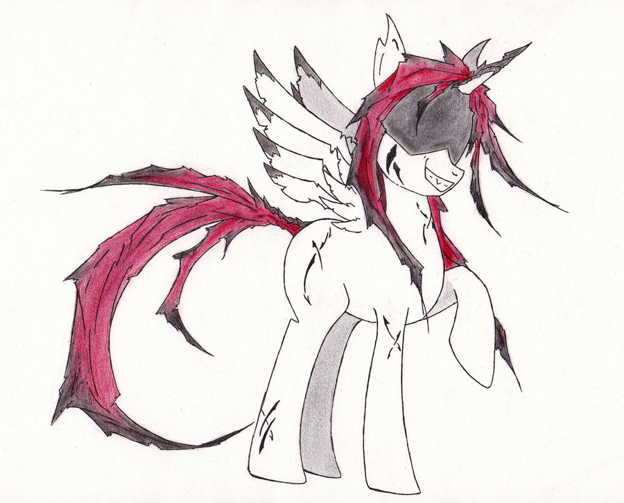 Madness - my little pony went mad by Artep89