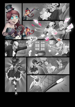 My own magic page 3