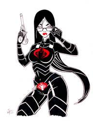 Baroness by wardog-zero