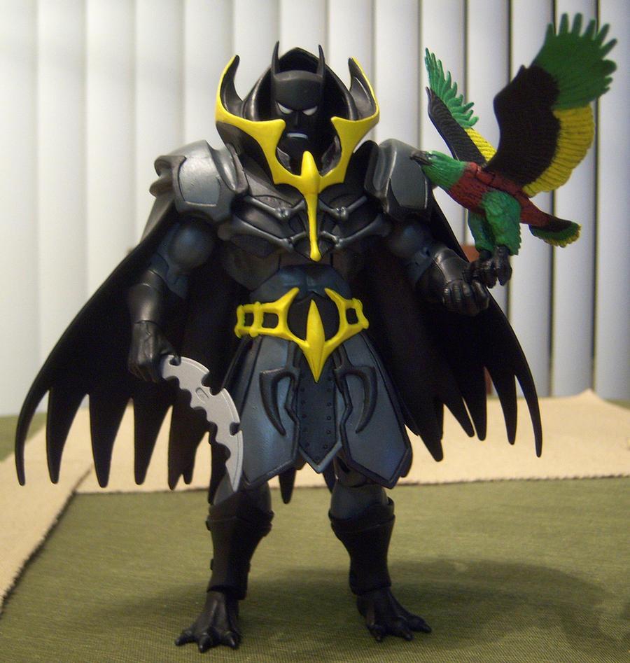 The Dark Knight by wardog-zero