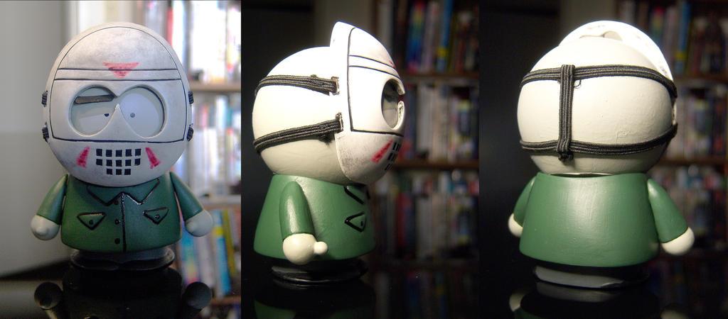 South Park Jason by wardog-zero