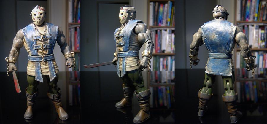 Masters of the Universe Jason by wardog-zero