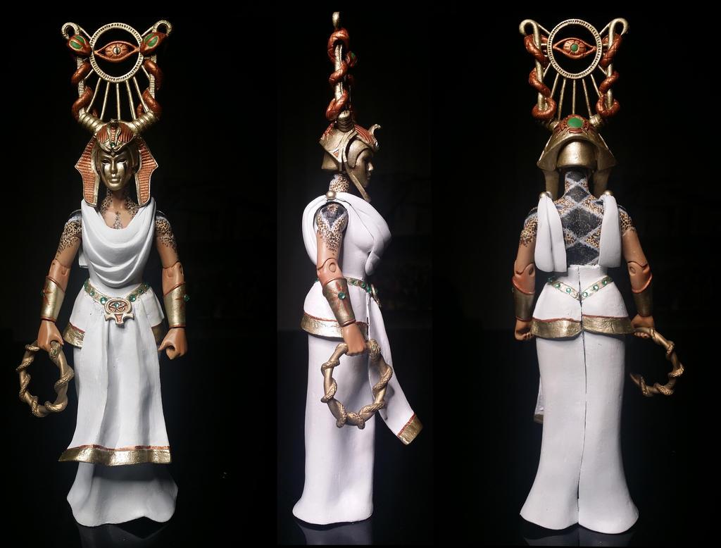 Wife of King Hss 2 - Euryale by wardog-zero
