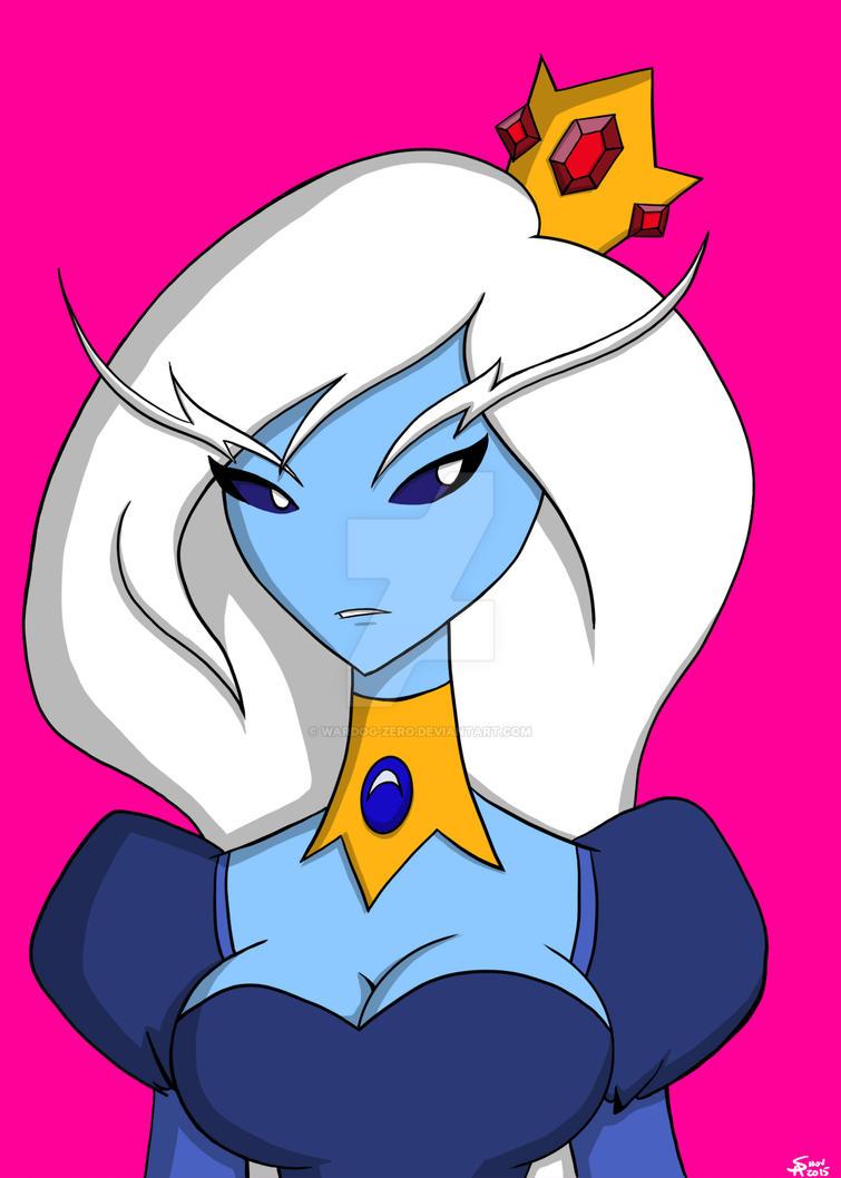 The Ice Queen by wardog-zero