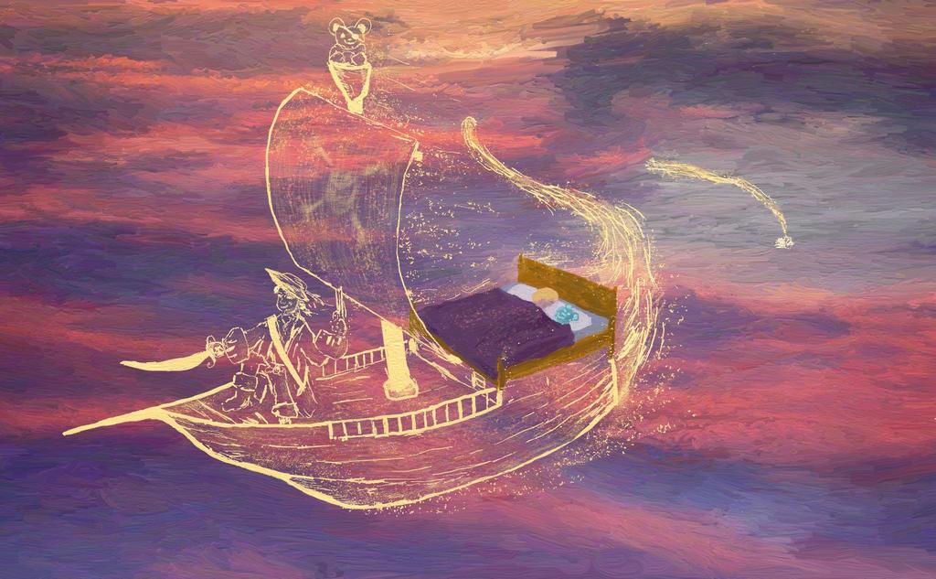 Dreams by Bactaboy