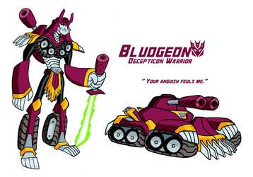 TF Animated - Bludgeon by sketchmasterskillz