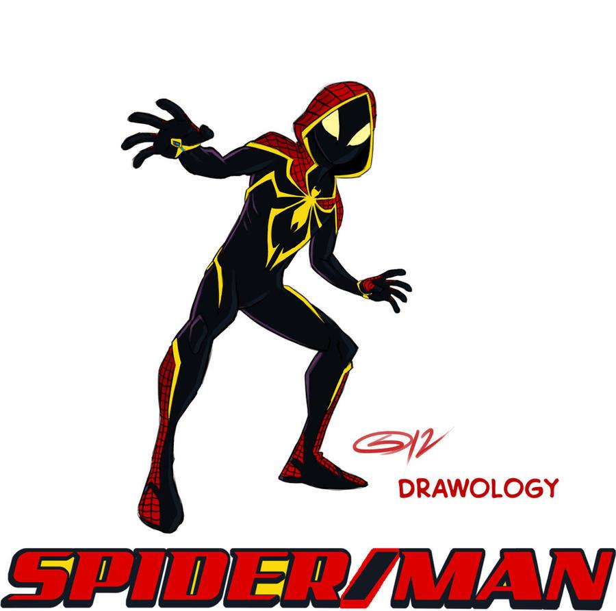 Spider/Man back at ya by sketchmasterskillz