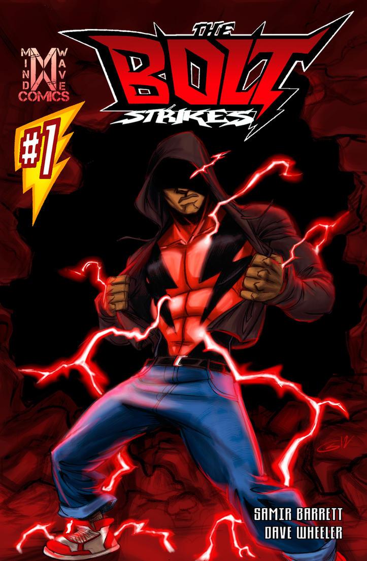 The Bolt Strikes 1 by sketchmasterskillz