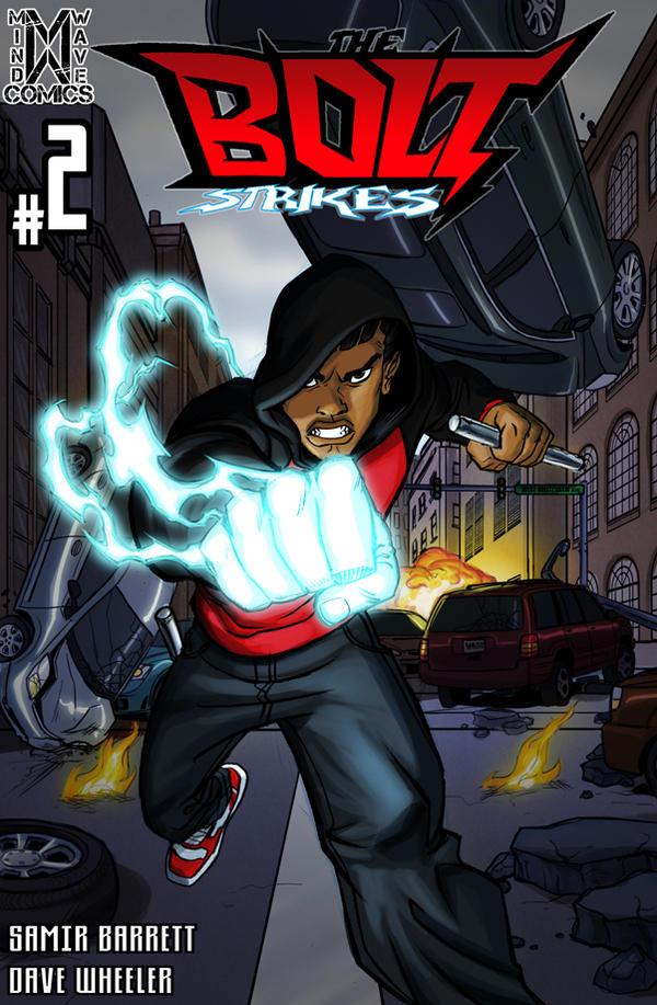 The Bolt Strikes 2 by sketchmasterskillz