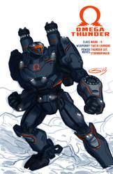 Jaeger Omega Thunder
