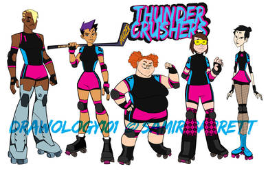 Thunder Crushers