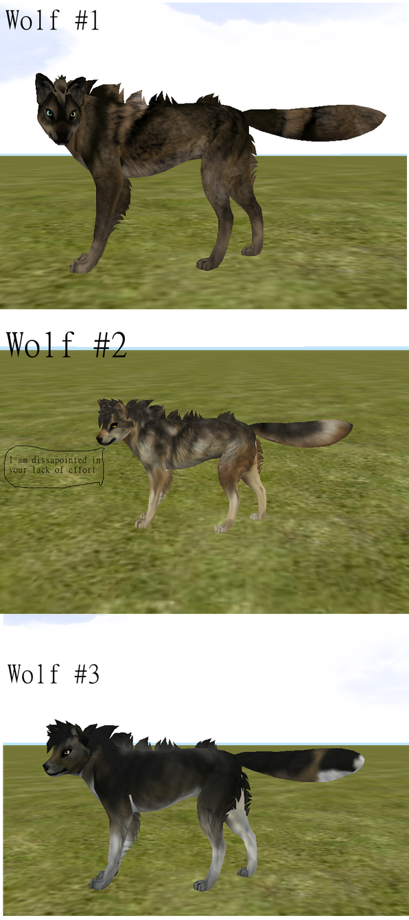 wolf pack presets free download