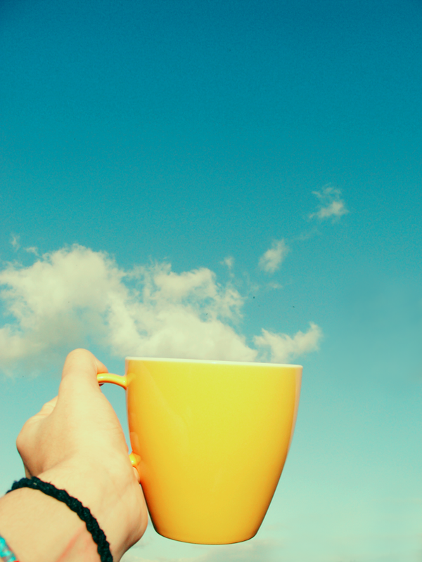 sunshine in a cup by She hates mondays - ~ Coffee/Cup Avatarlar� ~
