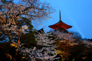 Kyomizu Tower