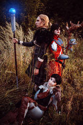 Hawke,Merrill and Anders by OvoshPolufabrikat