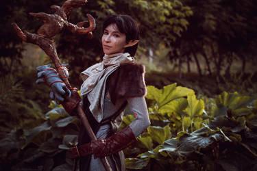 Merrill cosplay by OvoshPolufabrikat