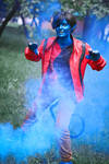 Nightcrawler (X-men Apocalypse) by OvoshPolufabrikat