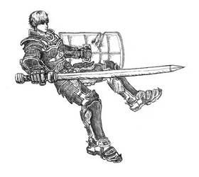 A warrior of sorts... by ashitaka-sd