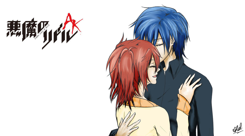 Akuma no Riddle by xXLittleBlueFireXx