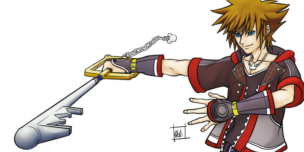 Sora KH3 clothes by xXLittleBlueFireXx