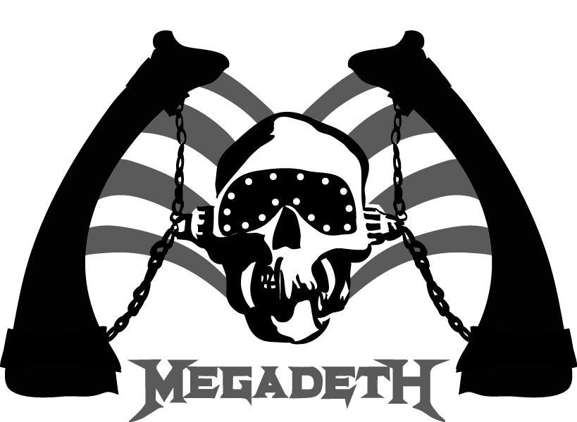 megadeth logo vector wwwpixsharkcom images galleries