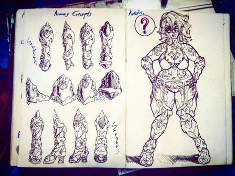 Cuitie Armor Concepts