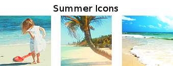 Summer Icons by Andre-92