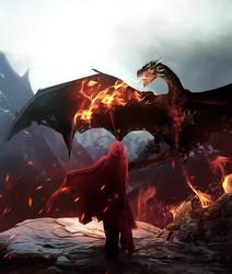 Firestorm by Amantine89