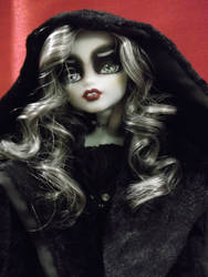 Discworld OOAK Susan Death + Death of Rats, ebay